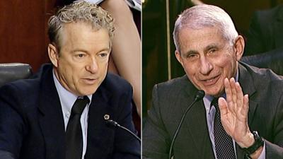 Rand Paul vs Dr. Fauci