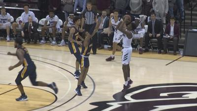 Cook's late burst lifts Missouri State over Murray State 71-69