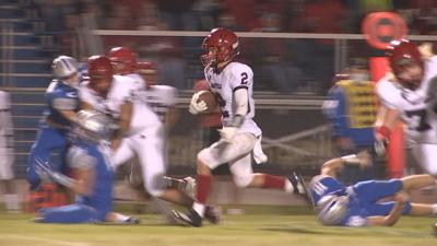 Top 10 Players of Gridiron Glory: #10 Mayfield's Daniel Coles