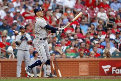 Correa, Astros top Cards 8-2; Goldschmidt HR in 6th straight