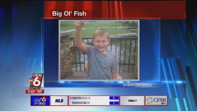 8/15 Big Ol' Fish