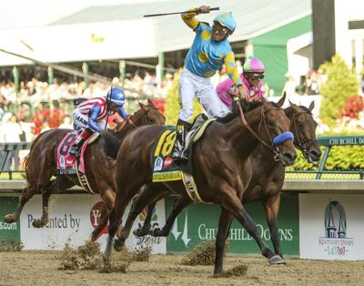 Relive the 2015 Kentucky Derby this Saturday