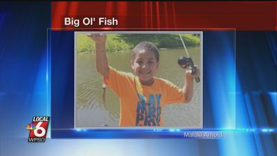 7/14 Big Ol' Fish