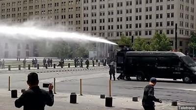 Chile Violence