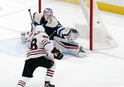 Kane, Blackhawks beat Blue Jackets 6-5 in shootout