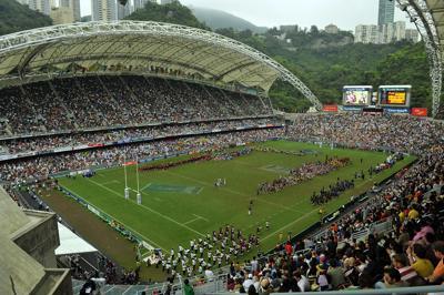 IRB Hong Kong Sevens 2009 - Day 3