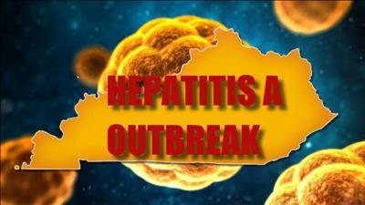 Hepatitis a outbreak Kentucky