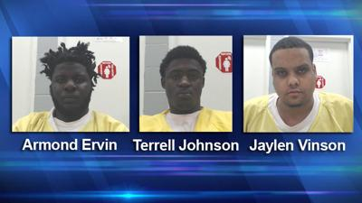 Three southern IL men charged in connection to shooting