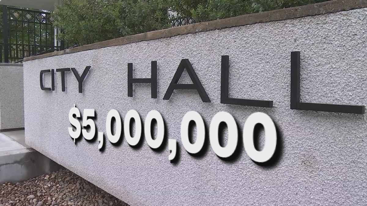 $5 million shortfall