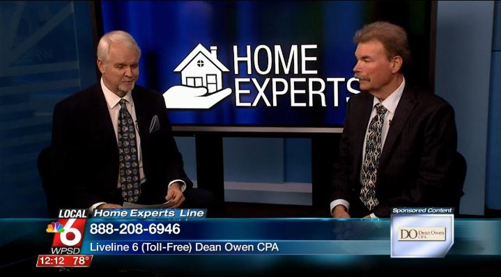Home Experts – Dean Owen CPA - 6/4/2019