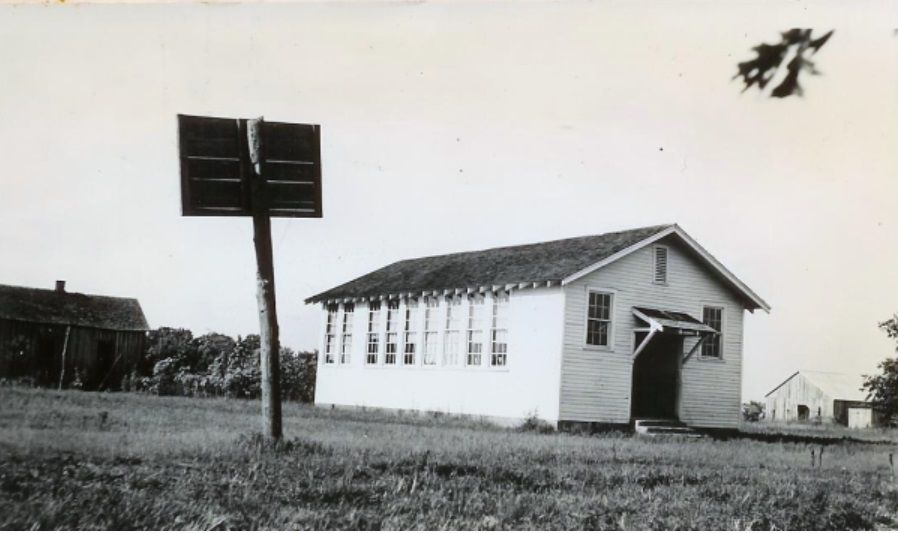 Hickory Colored School