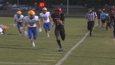 Hopkinsville's offense heats up in 54-27 win over Caldwell County