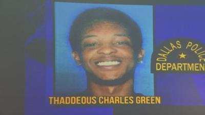 Thaddeous Charles Green