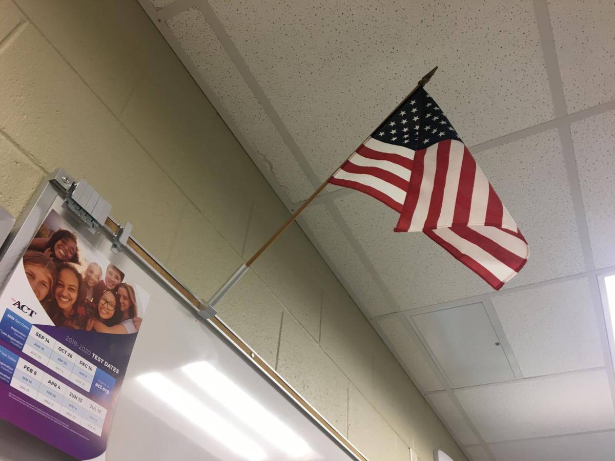 flag in class.JPG
