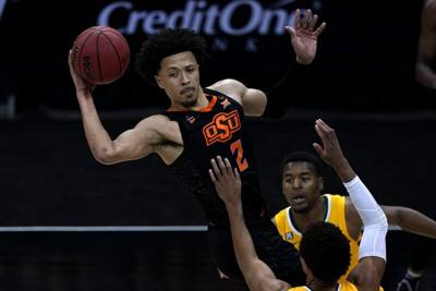 Oklahoma State star freshman Cade Cunningham to enter NBA draft