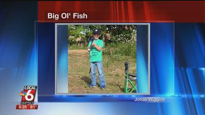 6/23 Big Ol' Fish