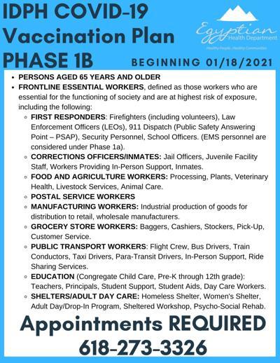 IDPH COVID-19 Vaccination Plan