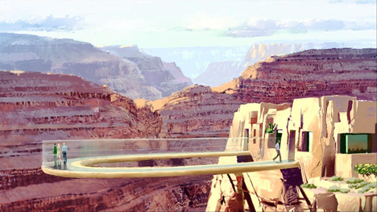 Man Jumps To His Death From Grand Canyon Skywalk News