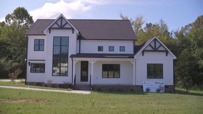 2020 St. Jude Dream Home exterior