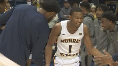 Smith, Carter Jr. filling point guard role at Murray State