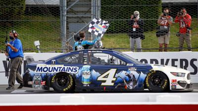 Late scratch: Harvick knocks off Pocono from winless list