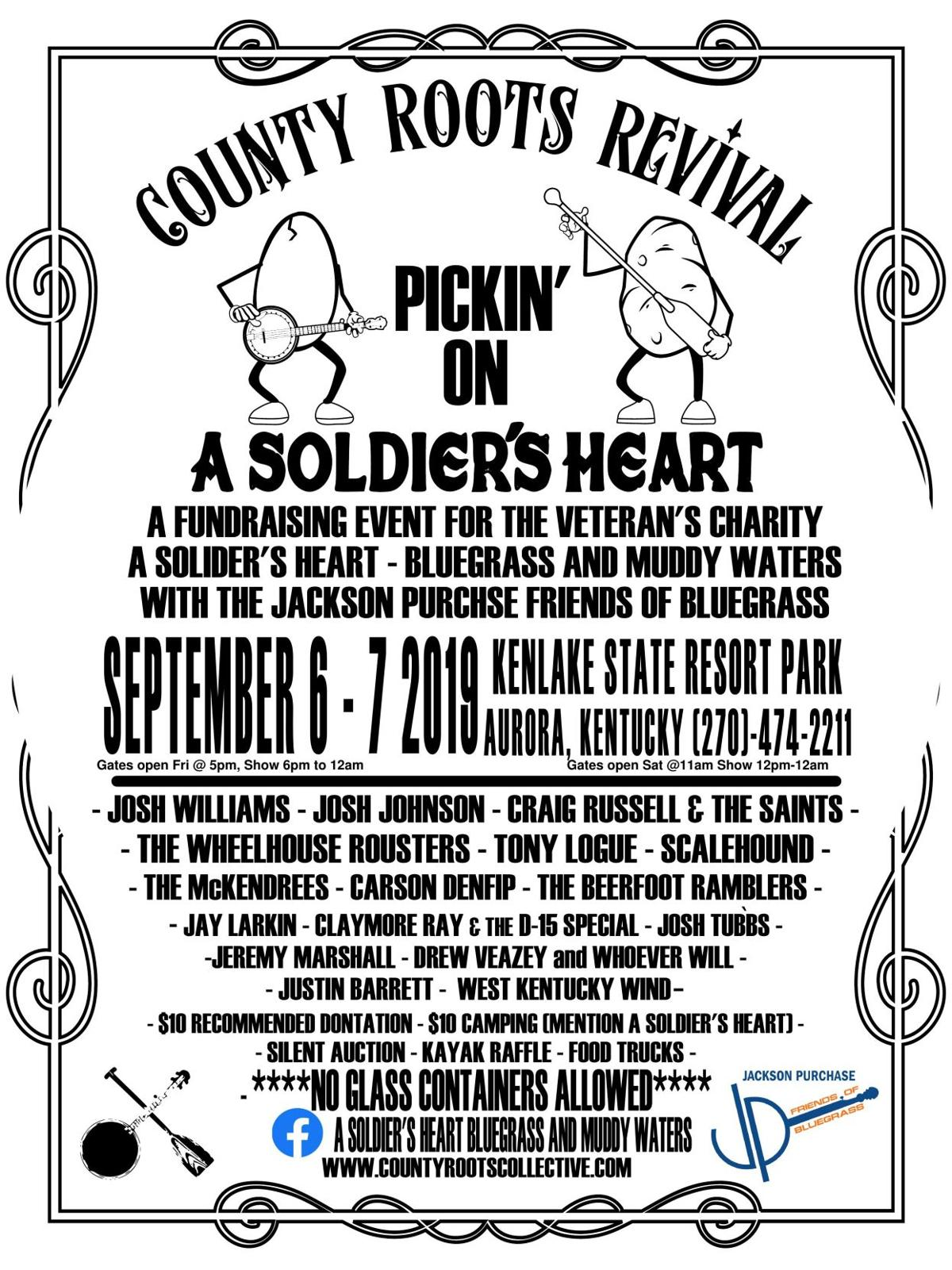 Pickin' On A Soldier's Heart