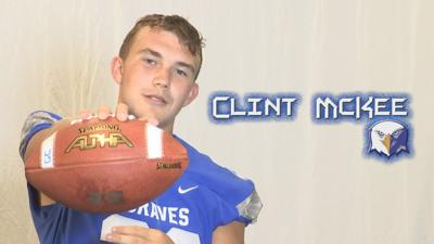#8 Player of Gridiron Glory: Graves County's Clint McKee