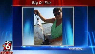 10/17 Big Ol' Fish