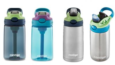Recalled Contego water bottles