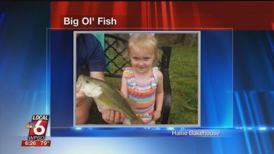 8/18 Big Ol' Fish