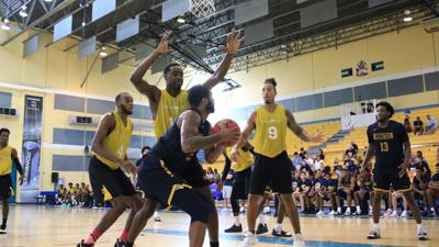 Murray State wins exhibition opener in The Bahamas