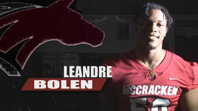 Top 10 Players of Gridiron Glory: #5 McCracken County's LeAndre Bolen