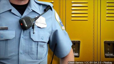 school resource officers police security safety MGN