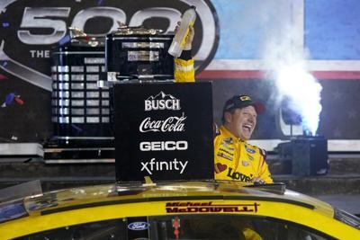 McDowell hopes Daytona 500 win brings more success to team