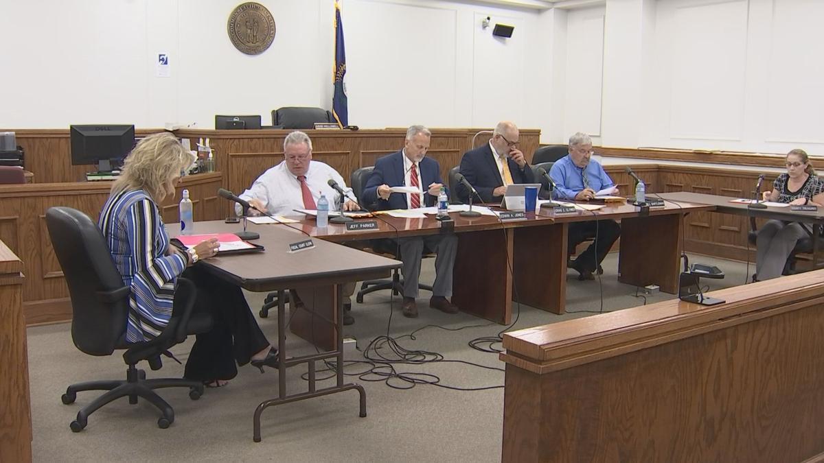 McCracken County Fiscal Court