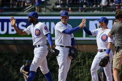 Hendricks, Cubs edge Giants 1-0 for 5th straight win