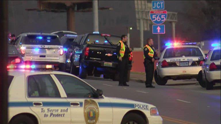 Huntsville AL police officer killed