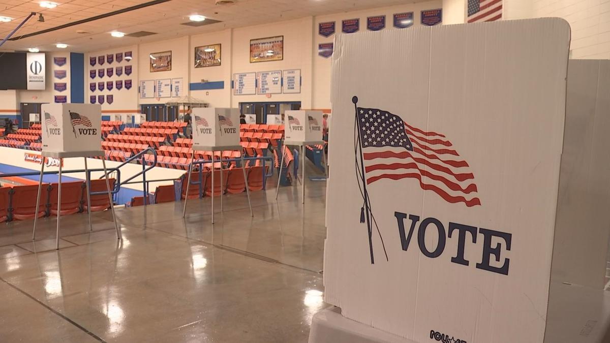 Marshall County Voting