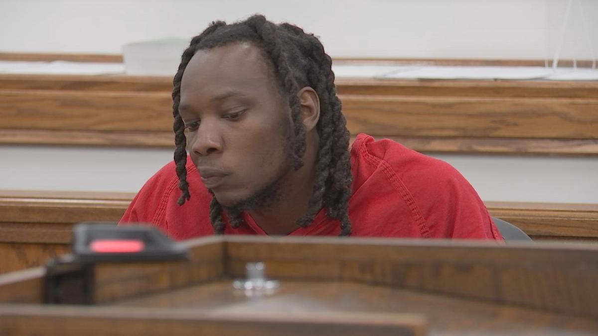 Kiante Vaughn in court 6/17/21