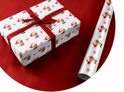Mcconnell Offers Personalized Wrapping Paper For Donations News Wpsd Local 6