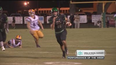 8/27 Gridiron Glory Performances of the Week