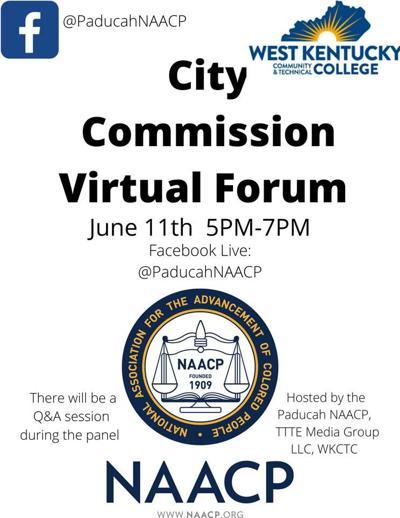 City Commission Virtual Forum