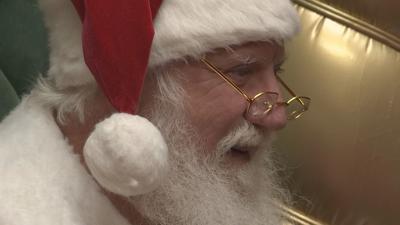 Sensory Friendly Santa Kentucky Oaks Mall