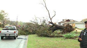 Pelham, AL tornado