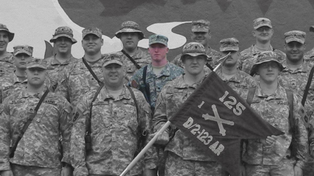 Chase Matthews combat company