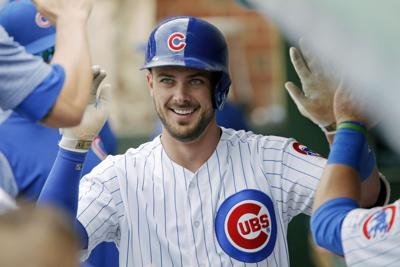 Cubs' Hoyer to discuss futures with Bryant, Baez, Rizzo