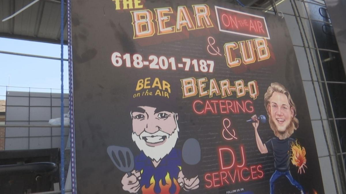 The Bear and Cub