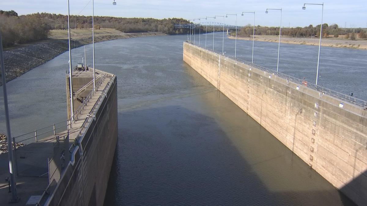 Barkley Dam