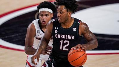 Murray State adds South Carolina transfer Hannibal