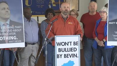 Won't Be Bullied By Bevin
